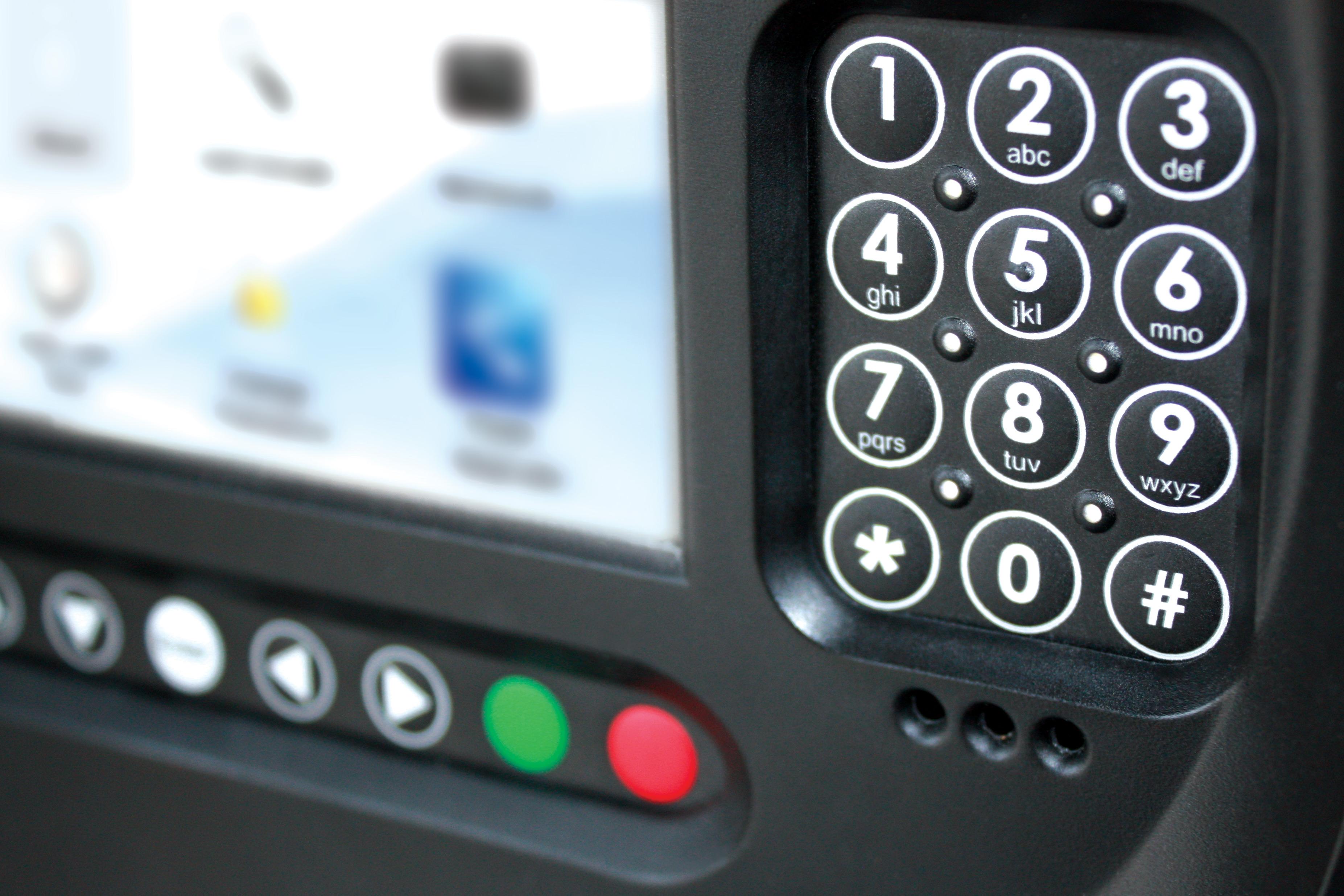 T32xx-keypad